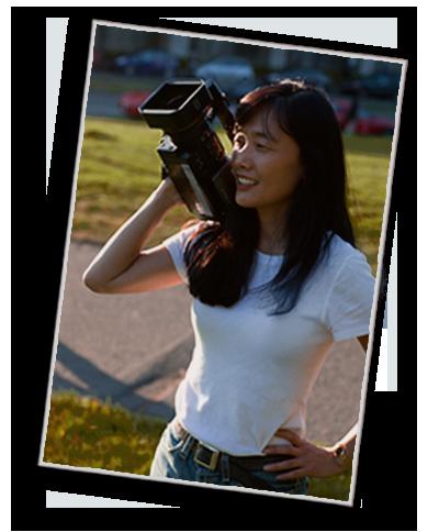 Filmmaker Donna Lee